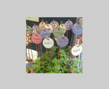Herb Sticks & Circles